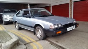1984 honda accord 1.8 ax  low mileage rare ex