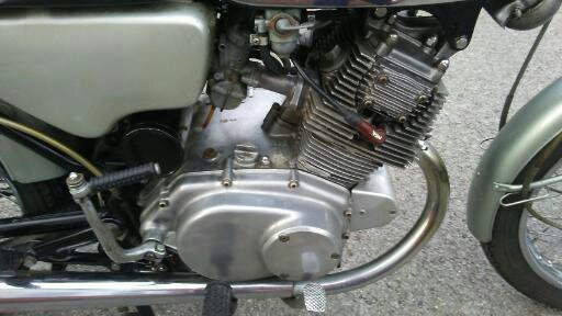 Honda CB160 1967 For Sale (picture 3 of 6)