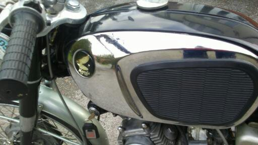 Honda CB160 1967 For Sale (picture 5 of 6)