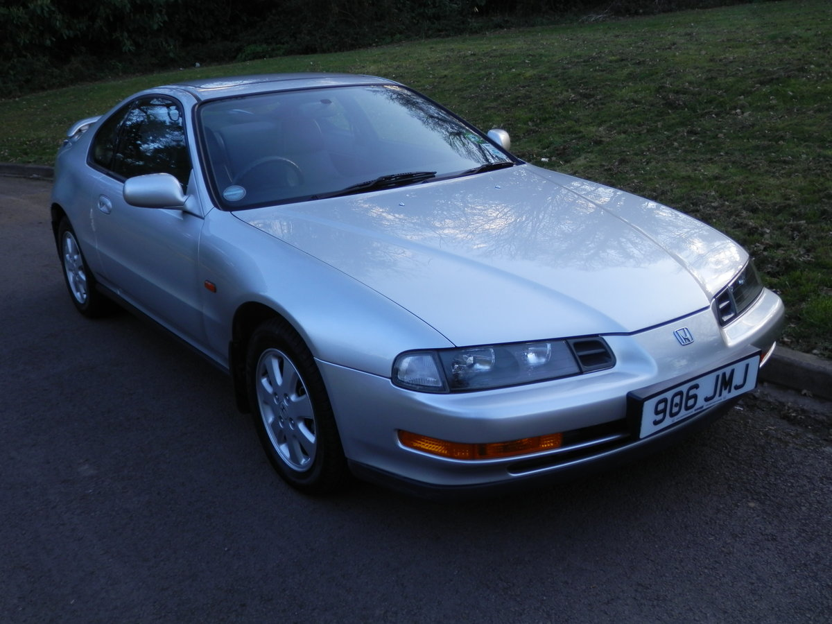 Honda Prelude 2.3 Si.. Rare 4WS.. Only 34,000 Miles.. SOLD SOLD (picture 2 of 6)