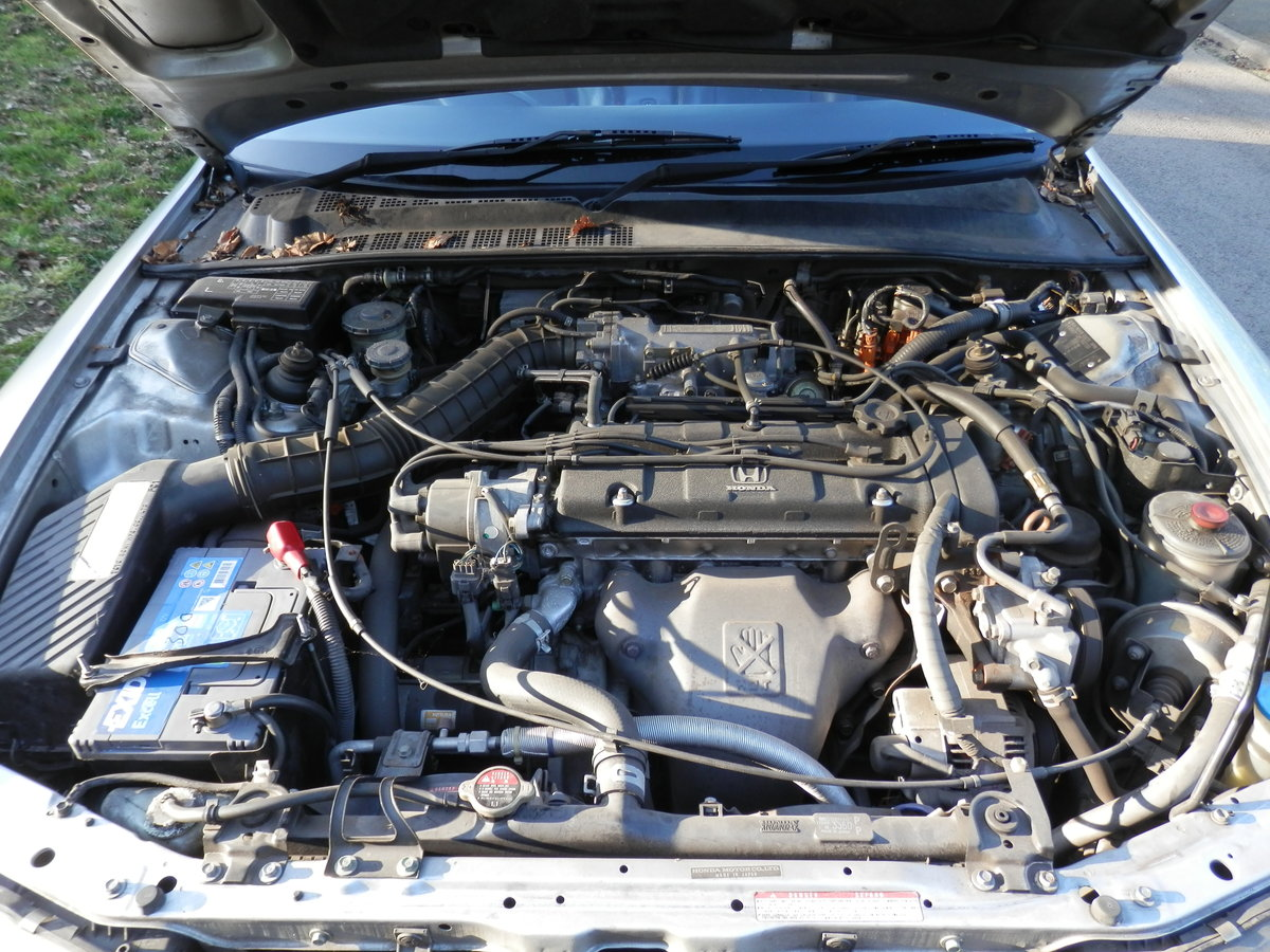 Honda Prelude 2.3 Si.. Rare 4WS.. Only 34,000 Miles.. SOLD SOLD (picture 4 of 6)