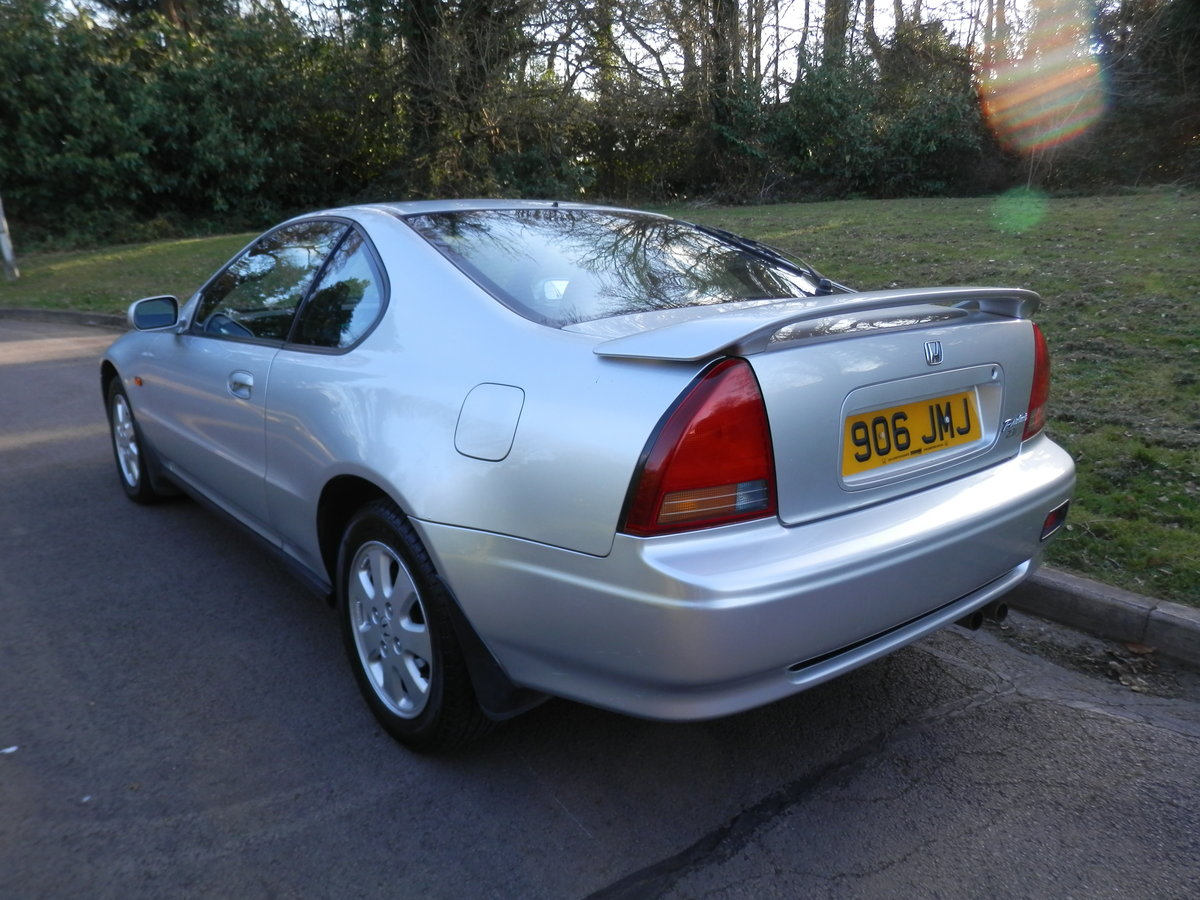 Honda Prelude 2.3 Si.. Rare 4WS.. Only 34,000 Miles.. SOLD SOLD (picture 5 of 6)