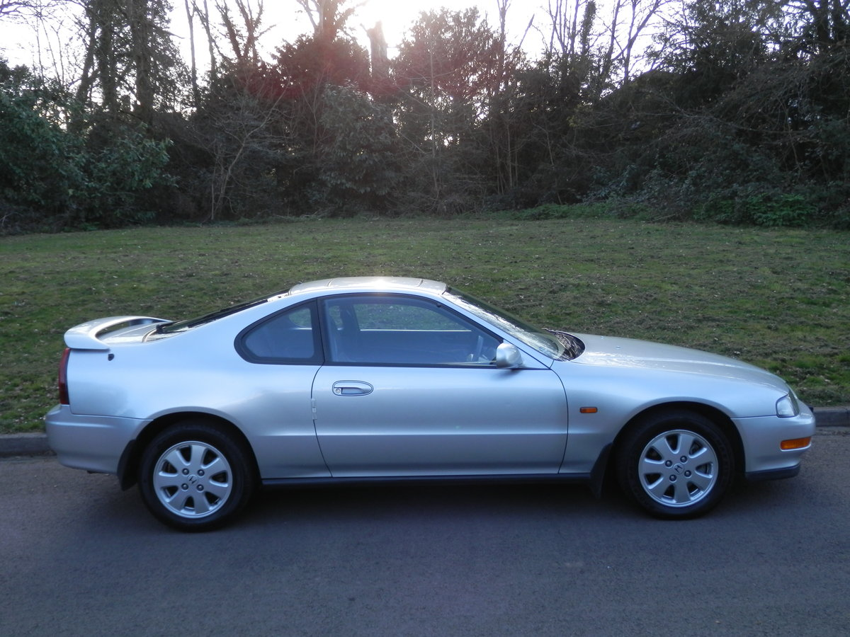 Honda Prelude 2.3 Si.. Rare 4WS.. Only 34,000 Miles.. SOLD SOLD (picture 6 of 6)