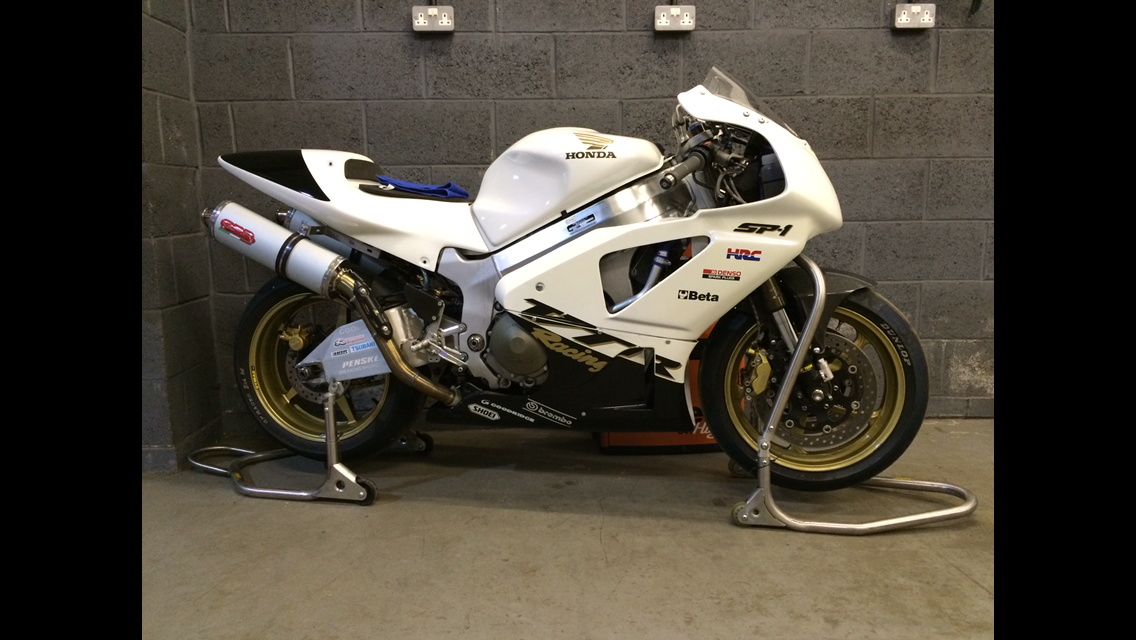 2000 SP-1 race machine For Sale (picture 1 of 6)