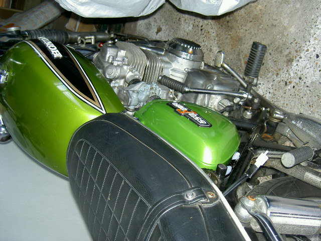 1976 Honda 550 4 For Sale (picture 4 of 6)