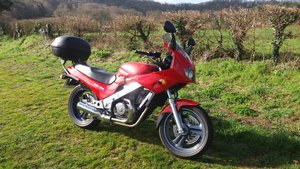 1995 Honda NTV 650. Reluctant sale by mature owner