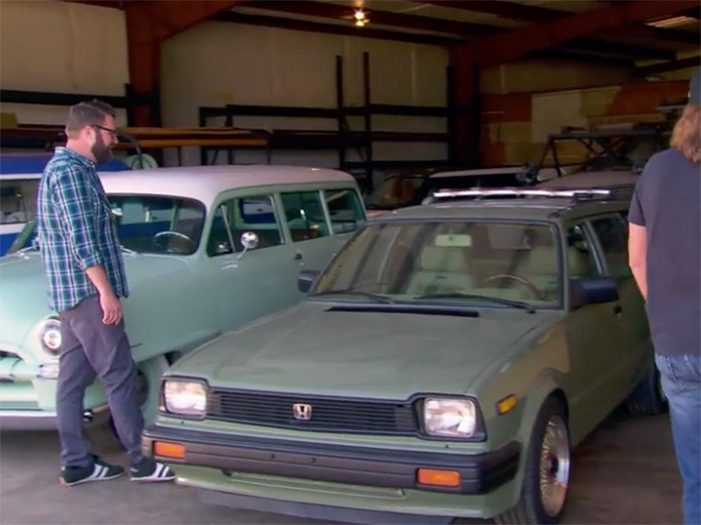 1983 Honda Civic Wagon = Fast Custom LS B18 Swap $17.9k For Sale (picture 4 of 6)