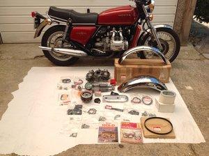 1976 Honda gl1000 goldwing