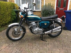 1970 Honda CB750 Four K-0 For Sale