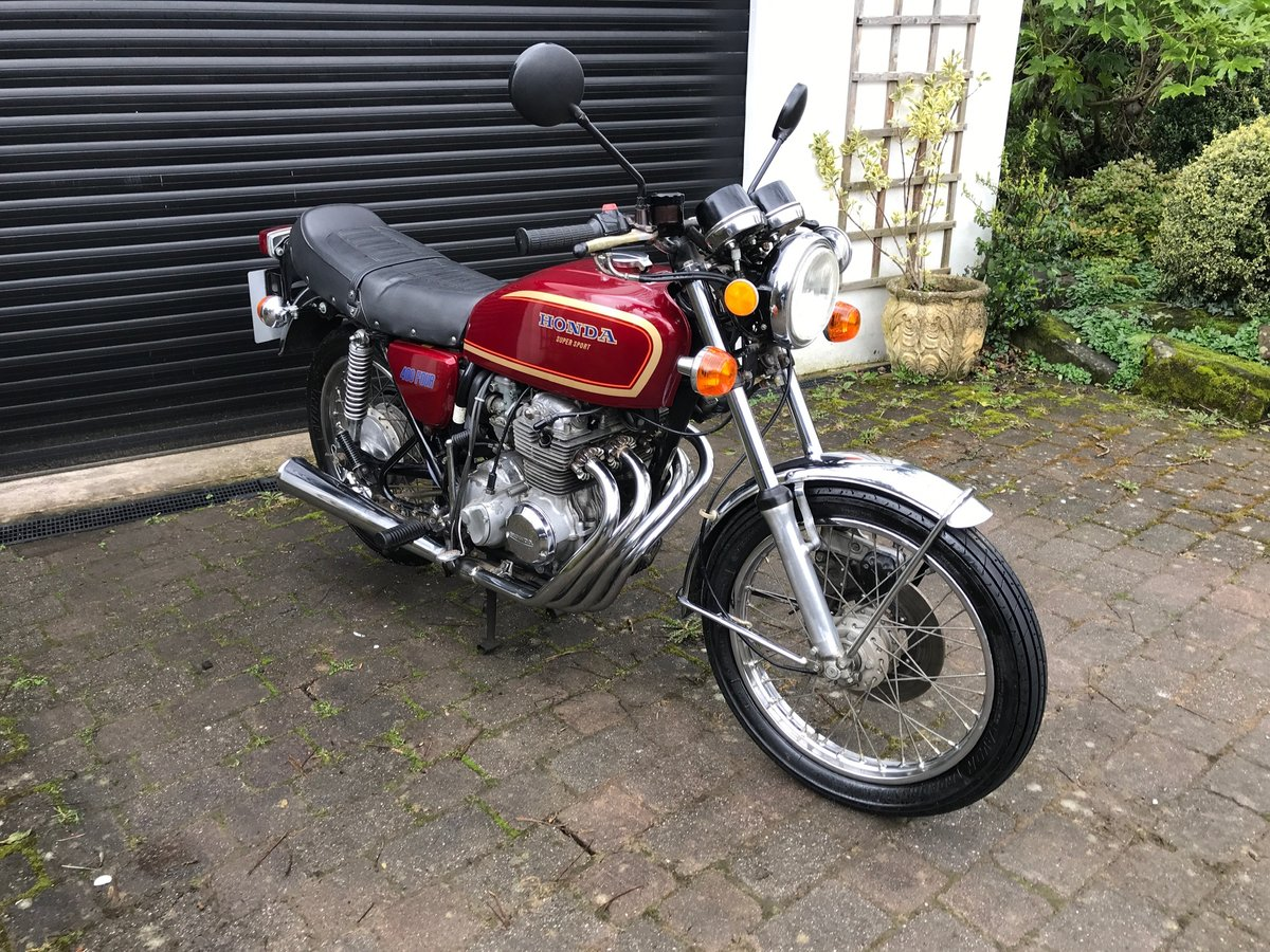 1980 Honda Goldwing GL1100 For Sale | Car And Classic