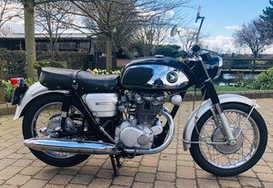 1966 HONDA CB450 K0 BLACK BOMBER For Sale