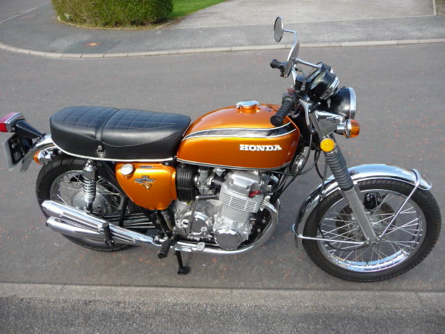 1972 Honda CB750 Four K2 - UK Bike !! For Sale (picture 2 of 6)