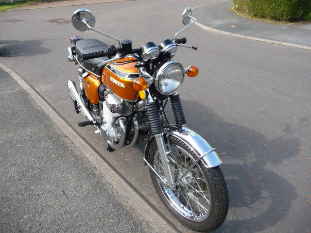 1972 Honda CB750 Four K2 - UK Bike !! For Sale (picture 4 of 6)