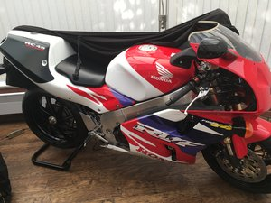 1994 RC45 WITH ONLY 6 FACTORY MILES FROM NEW-