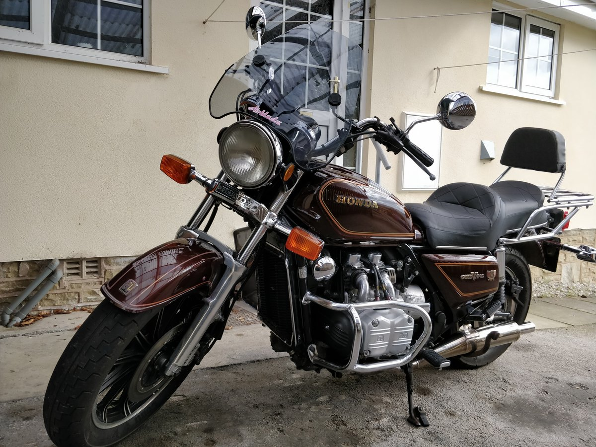 1983 Honda Goldwing GL1100D For Sale (picture 1 of 6)