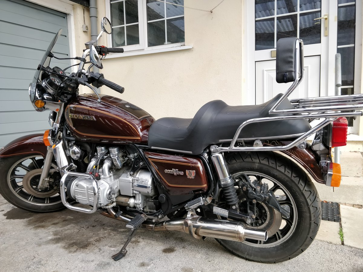 1983 Honda Goldwing GL1100D For Sale (picture 2 of 6)