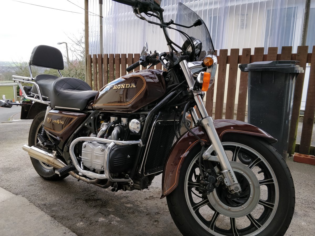 1983 Honda Goldwing GL1100D For Sale (picture 4 of 6)