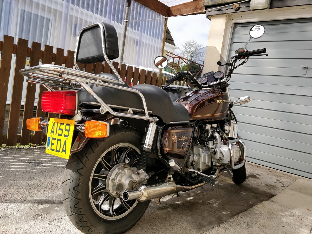 1983 Honda Goldwing GL1100D For Sale (picture 6 of 6)