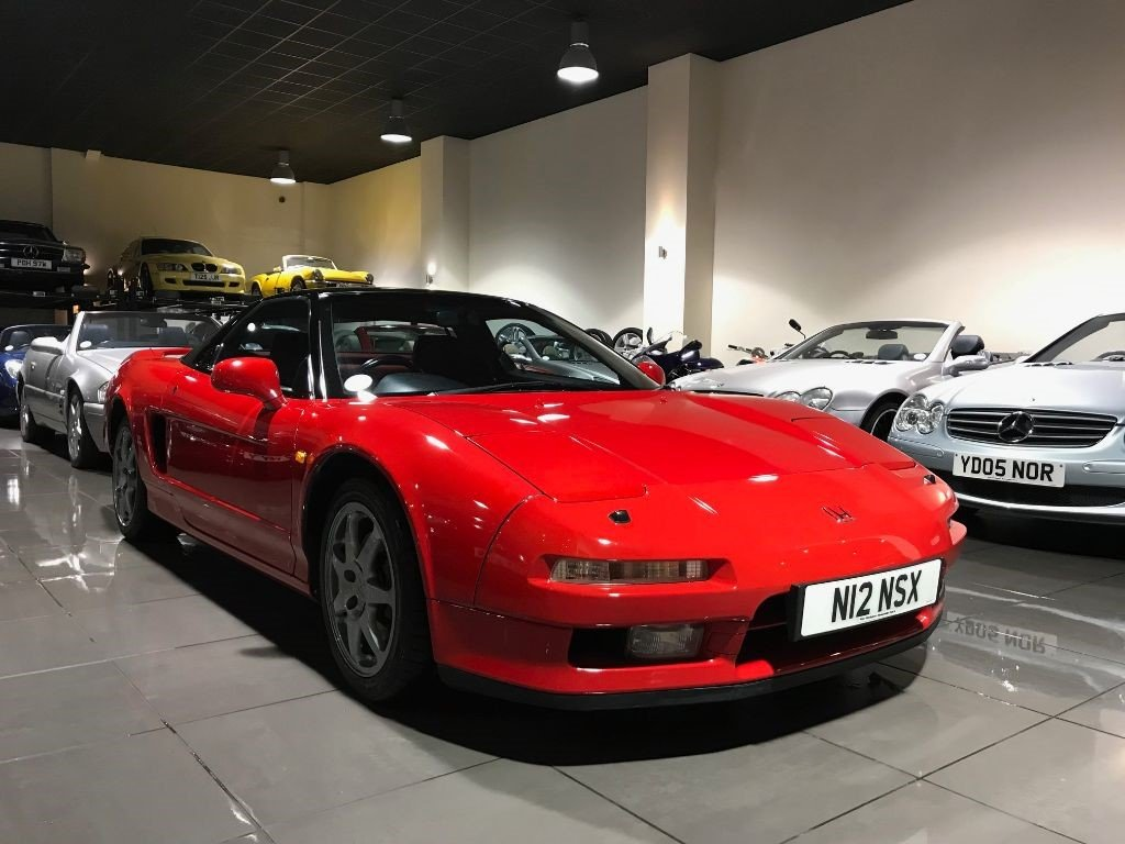 1995 HONDA NSX 3.0 FORMULA RED UK SUPPLIED FULL HONDA HISTORY For Sale (picture 6 of 6)