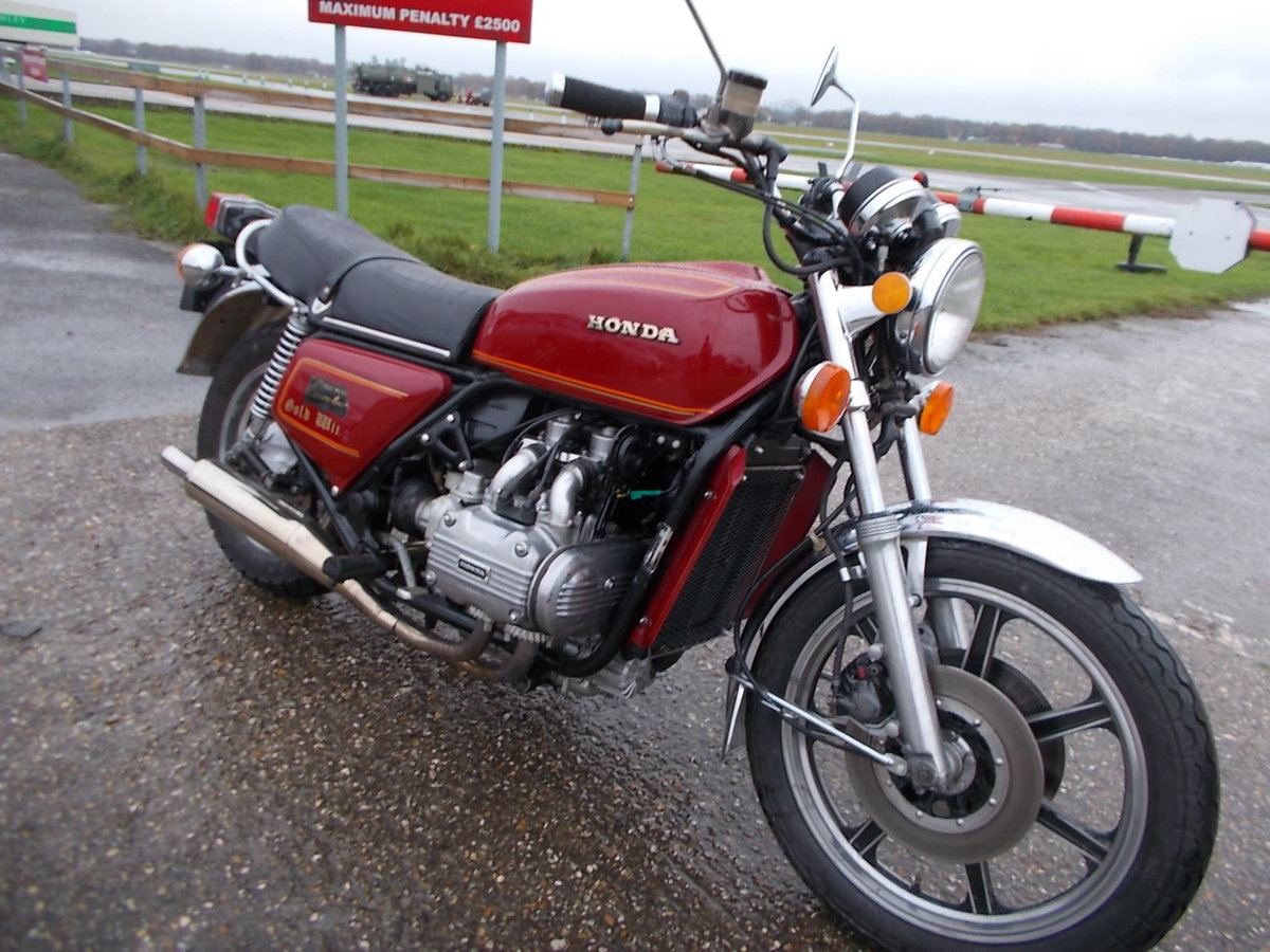 1978 HONDA GOLDWING GL1000 For Sale (picture 1 of 6)