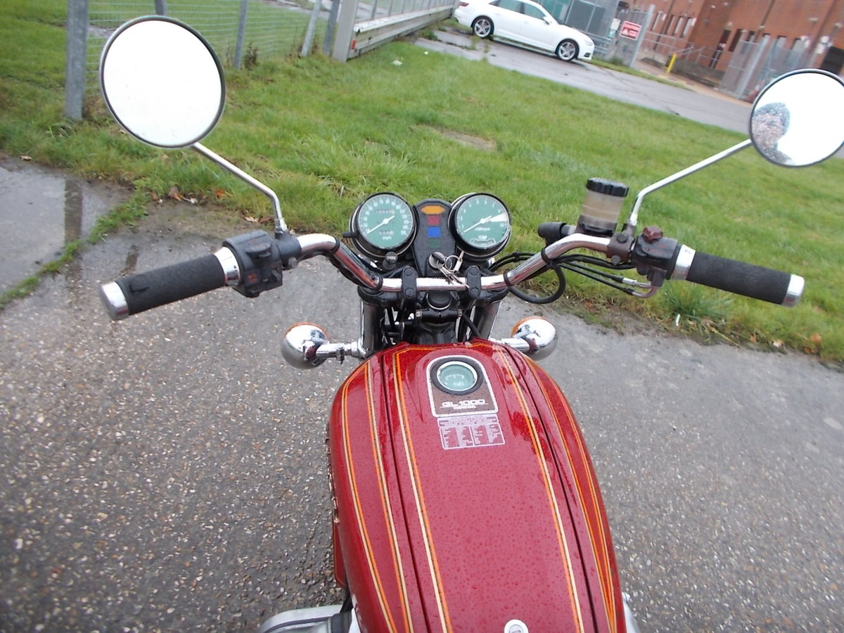 1978 HONDA GOLDWING GL1000 For Sale (picture 2 of 6)