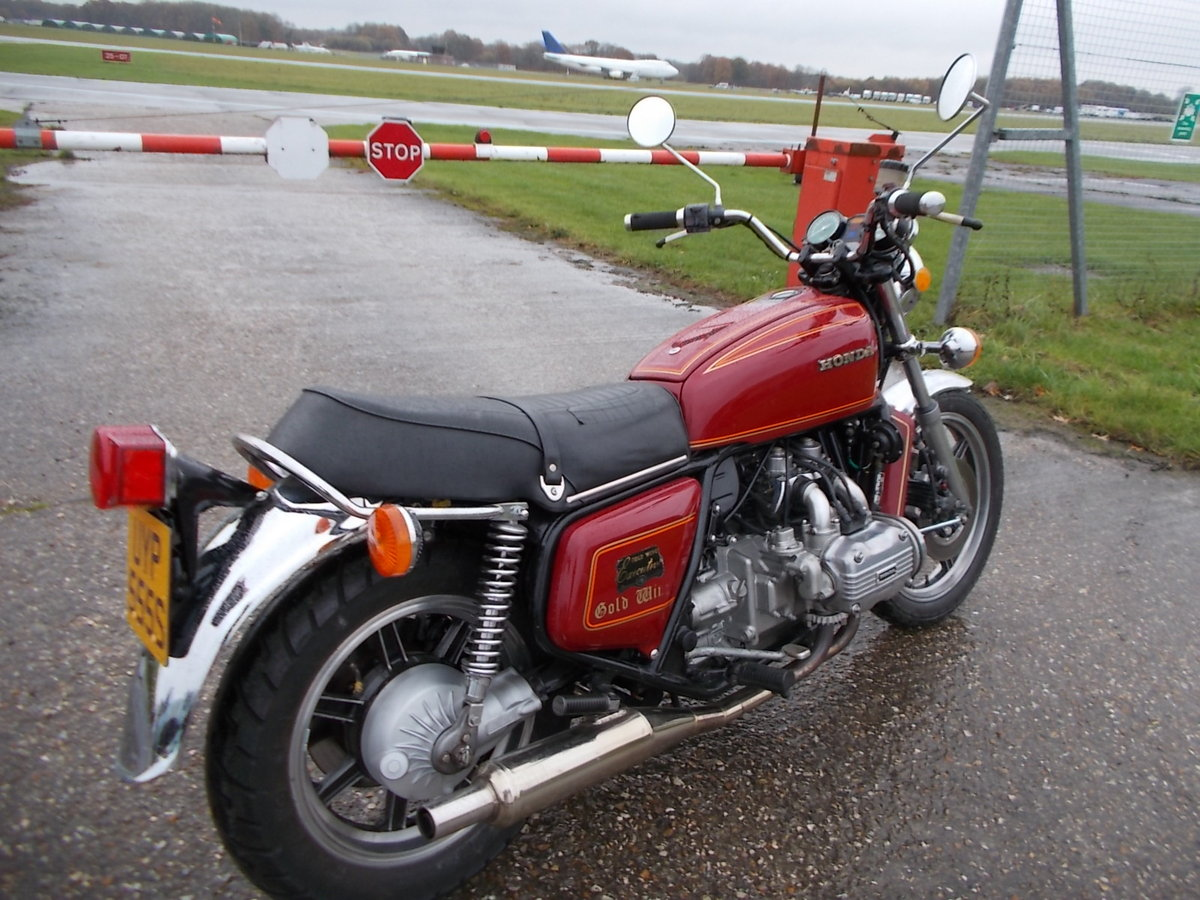 1978 HONDA GOLDWING GL1000 For Sale (picture 3 of 6)