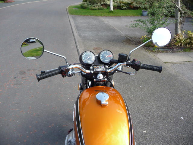 1972 Honda CB750 Four K2 - UK Bike !! For Sale (picture 5 of 6)
