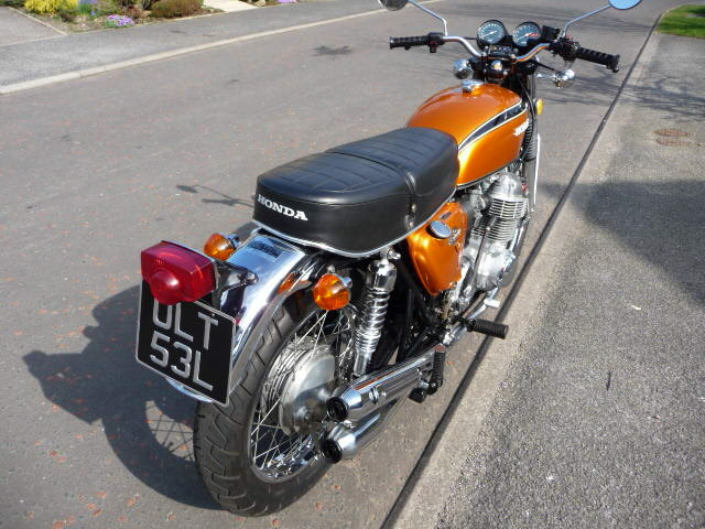 1972 Honda CB750 Four K2 - UK Bike !! For Sale (picture 6 of 6)