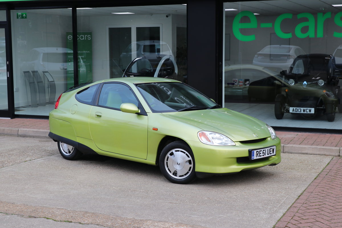 2001 Rare Honda Insight Mk1 UK Supplied Manual For Sale (picture 1 of 6)