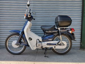 Picture of 2004 JDM Honda Super Cub C90 Custom SOLD