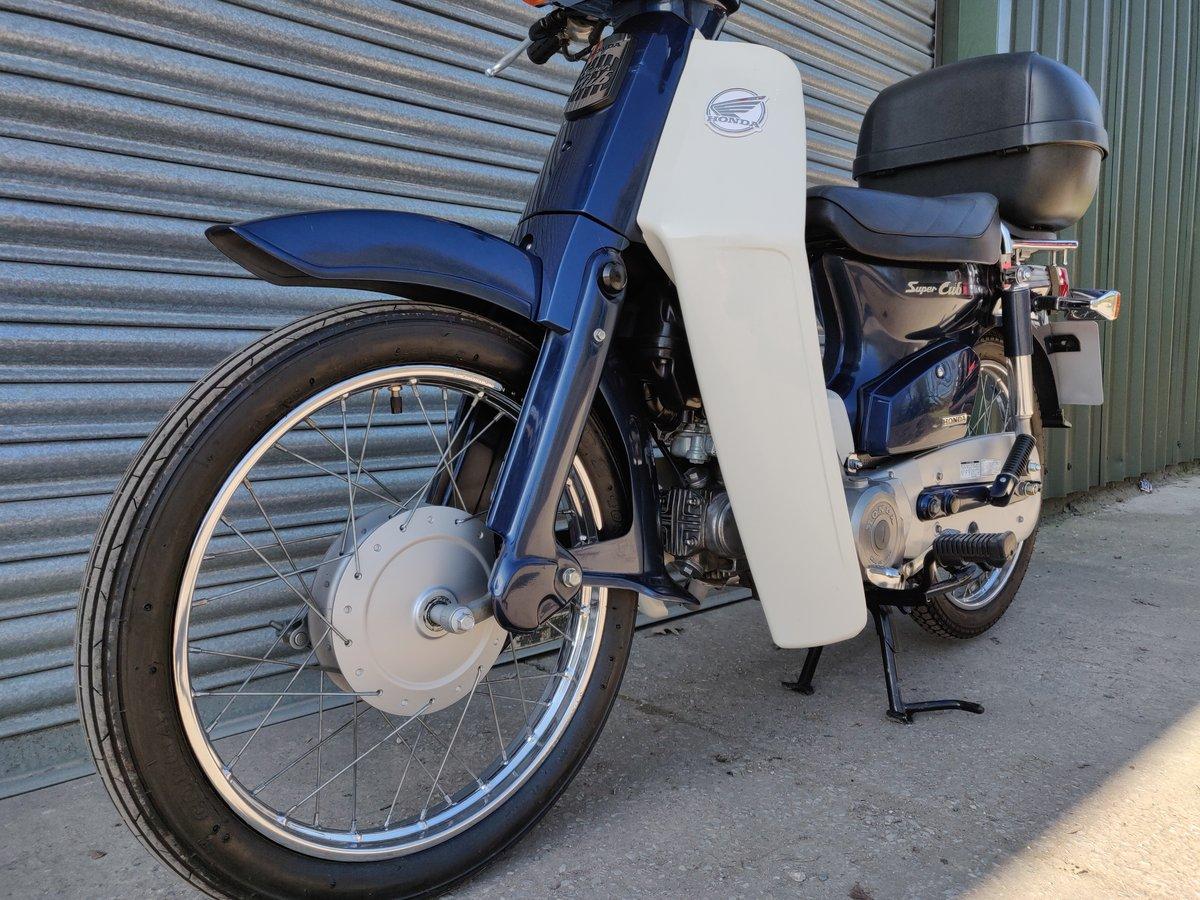 2004 JDM Honda Super Cub C90 Custom For Sale (picture 4 of 4)