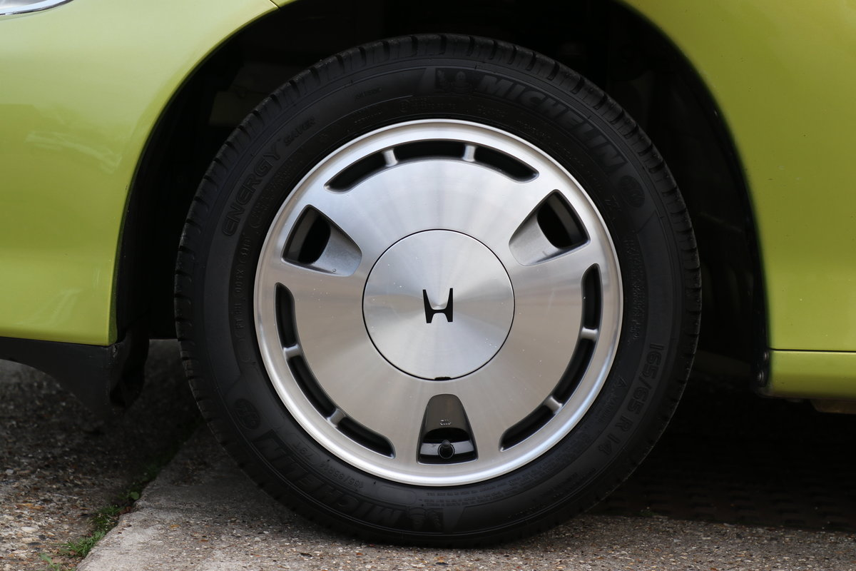 2001 Rare Honda Insight Mk1 UK Supplied Manual For Sale (picture 4 of 6)
