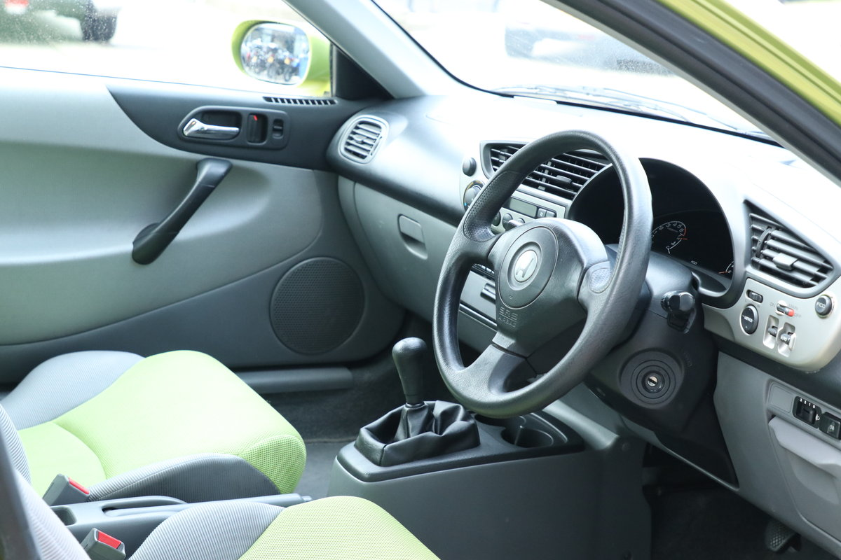 2001 Rare Honda Insight Mk1 UK Supplied Manual For Sale (picture 6 of 6)