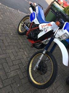 1984 Honda 200 MTX200 1985 Very Rare
