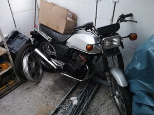 1982 Honda CB125T Superdream and a load of spare parts  For Sale