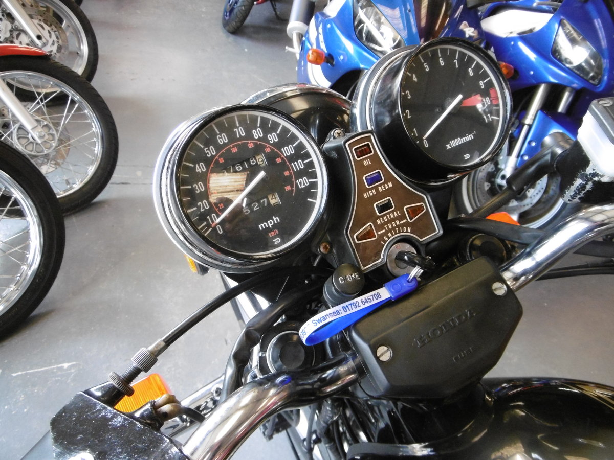 1980 Honda CB650 Great condition For Sale (picture 4 of 6)