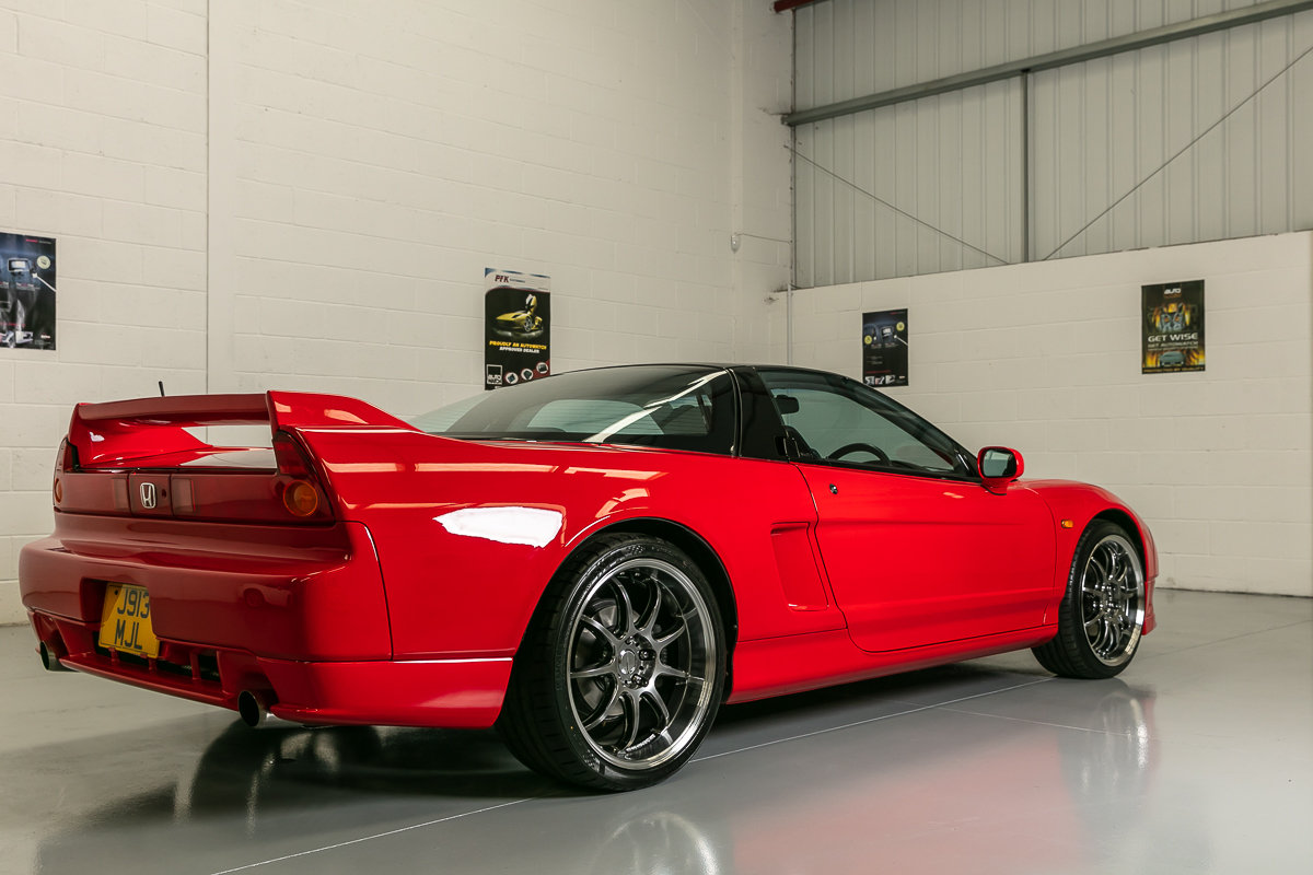 1991 Honda Nsx 3.0 Vtec Collectors Standard For Sale (picture 4 of 6)