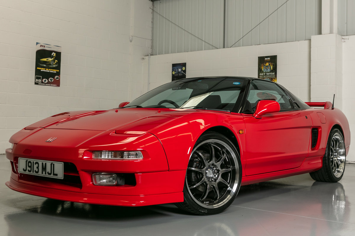 1991 Honda Nsx 3.0 Vtec Collectors Standard For Sale (picture 6 of 6)