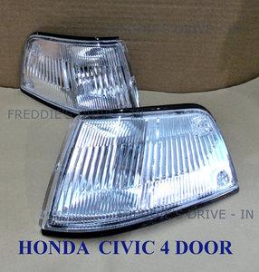1989 HONDA_CIVIC_(4 DOOR) Clear Corner / Side- Lamps