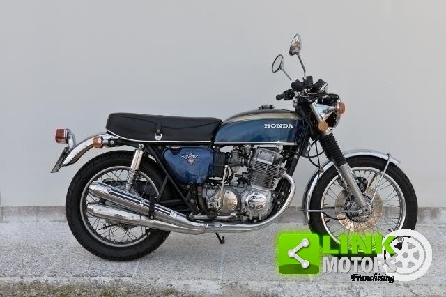 1972 HONDA CB 750 FOUR For Sale (picture 1 of 6)