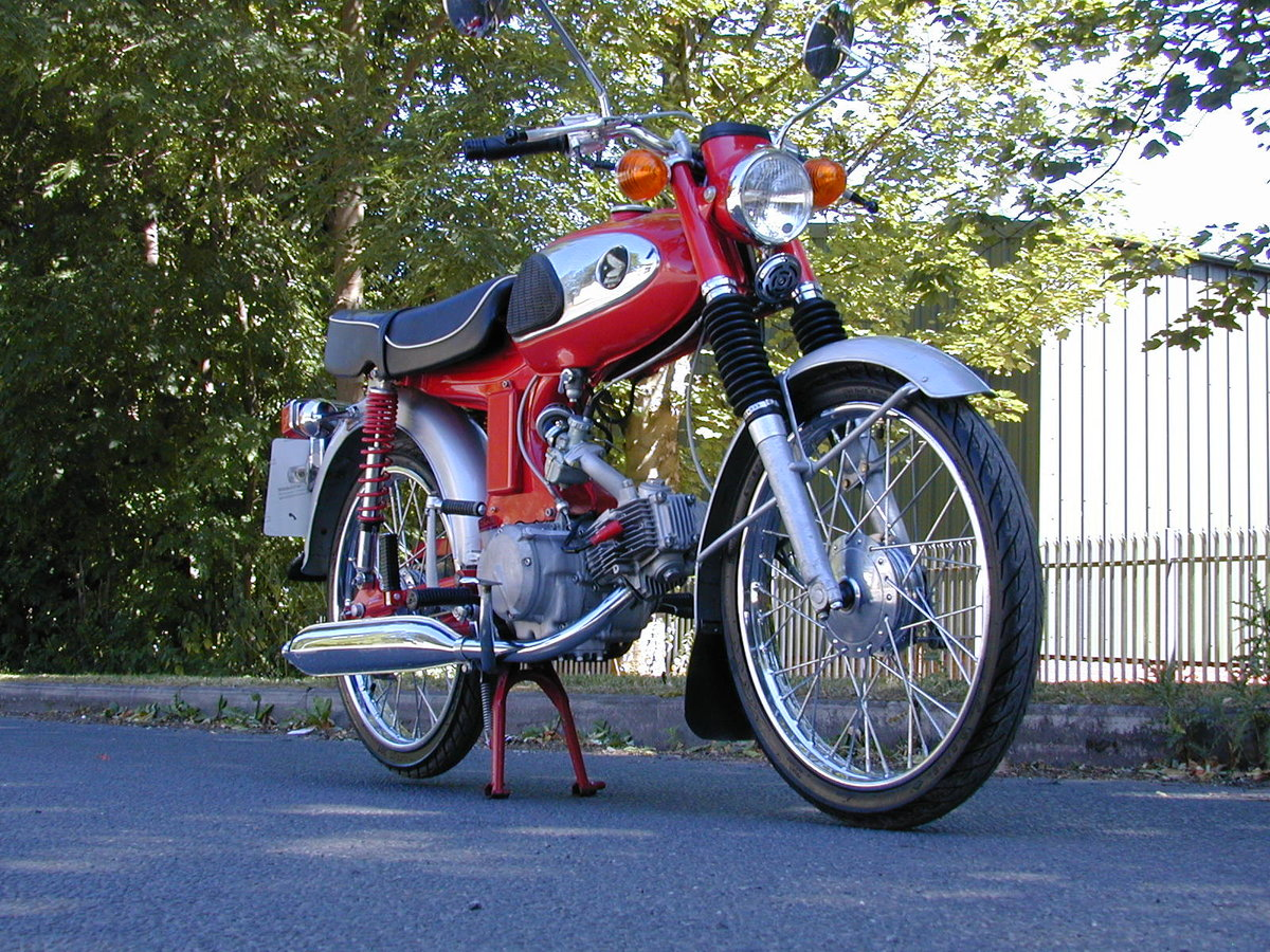 1965 HONDA SPORT 90 S90 1960`s - VERY NICE BIKE - VERY RARE!!  For Sale (picture 1 of 6)
