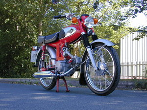 1965 HONDA SPORT 90 S90 1960`s - VERY NICE BIKE - VERY RARE!!  For Sale