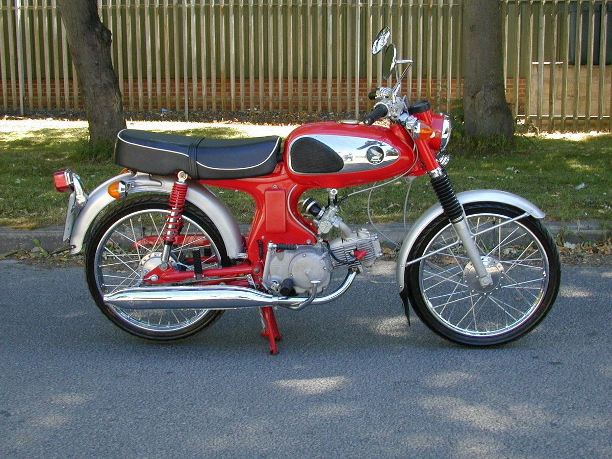 1965 HONDA SPORT 90 S90 1960`s - VERY NICE BIKE - VERY RARE!!  For Sale (picture 2 of 6)