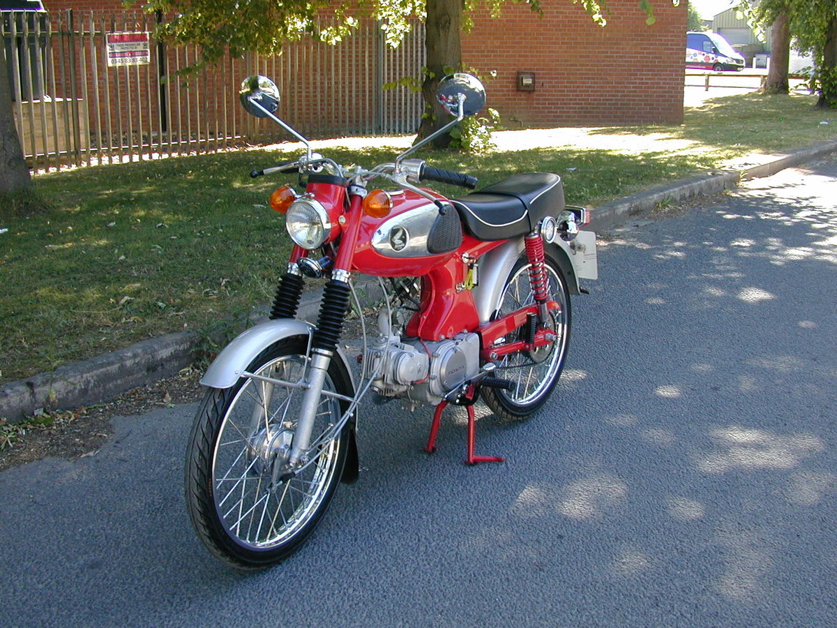 1965 HONDA SPORT 90 S90 1960`s - VERY NICE BIKE - VERY RARE!!  For Sale (picture 6 of 6)