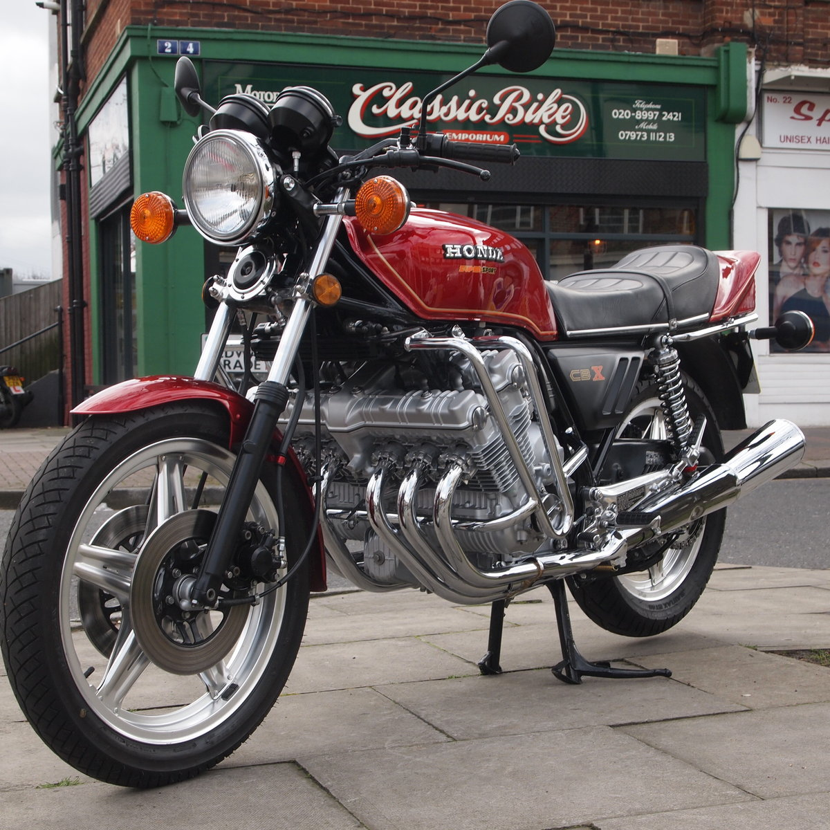 1979 CBX1000Z In Absolutely Stunning Condition. SOLD (picture 1 of 6)