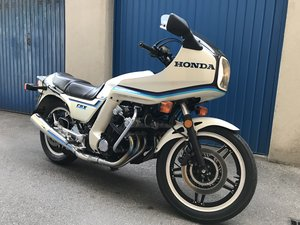 1981 Incredible original 7000kms Honda Cbx 1000 Supersport