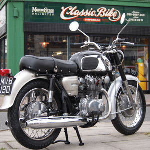 1966 CB450 K0 Black Bomber, RESERVED FOR GED. For Sale