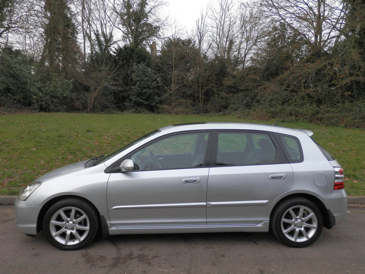 HONDA CIVIC 1.6 SE EXECUTIVE.. ONE OWNER.. LOW MILES  For Sale (picture 1 of 6)
