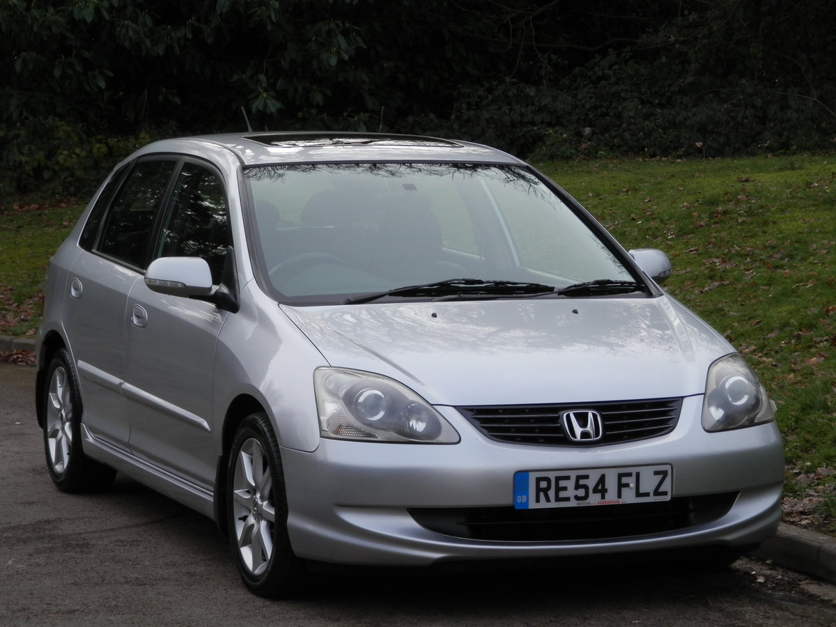 HONDA CIVIC 1.6 SE EXECUTIVE.. ONE OWNER.. LOW MILES  For Sale (picture 2 of 6)