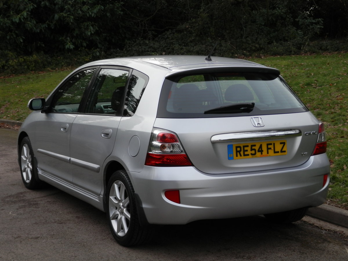 2004 Honda Civic 1.6 SE Executive.. Low Miles.. FSH.. Top Spec  SOLD (picture 5 of 6)